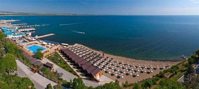 plaja anapa mică pentru o taxă