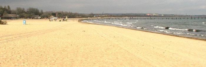 plaja albă anapa