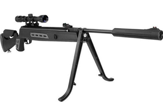 Air Rifles Hatsan. Caracteristici și modificări