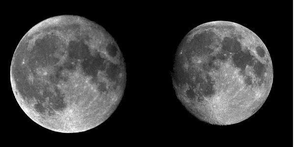 în care fază este luna