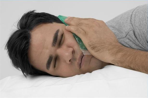 nevrită a simptomelor nervului trigeminal