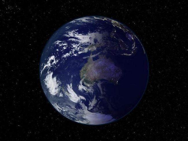 de ce pământul a fost numit pământ