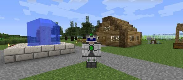 cum sa faci nano armura in minecraft