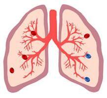 în care organele sângele este saturat cu oxigen