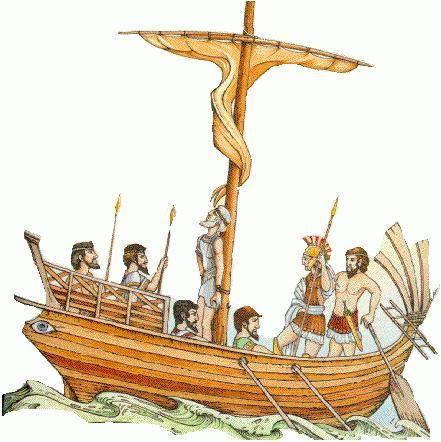Poezia `Odiseea`. Rezumatul aventurilor de poveste descrise de Homer