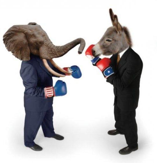 Partidul politic este o parte importantă a sistemului politic al țării