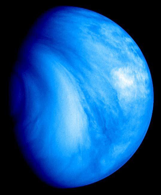 strălucirea lui Venus