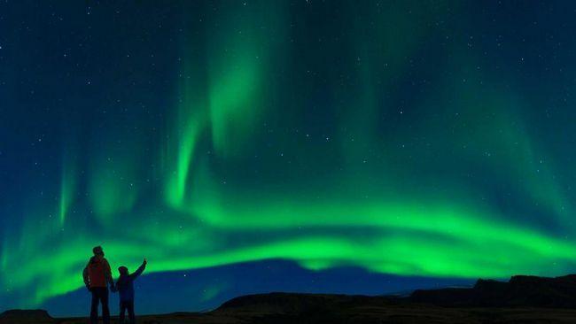lumina verde