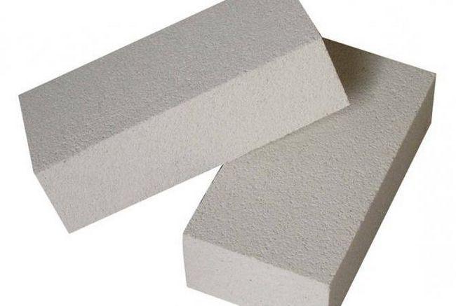 silicat de cărămidă unu și jumătate