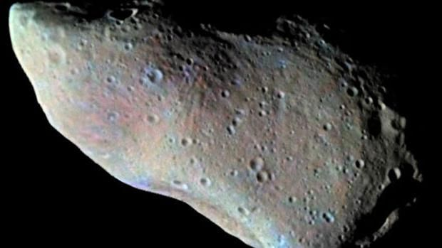 Asteroidul apofizeaza