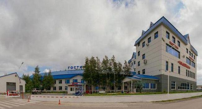 hotel speranță nizhnevartovsk