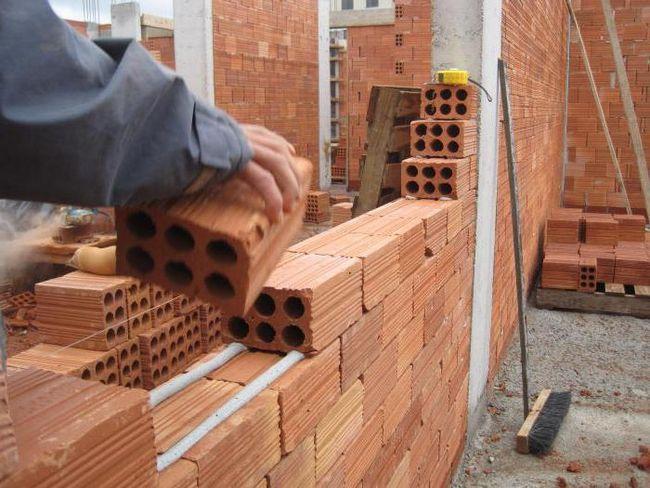 zidaria blocurilor poroase