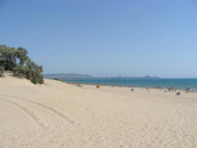 Fotografia pe plajă Djemete