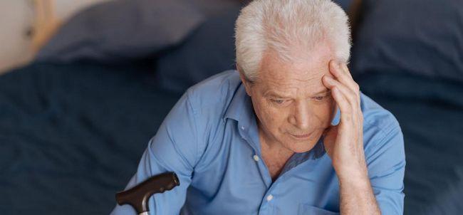 pierdere de memorie la persoanele în vârstă