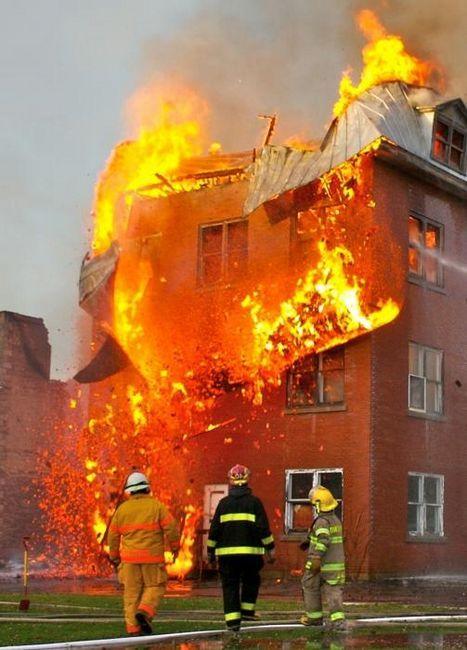 siguranța la foc a clădirilor și a structurilor