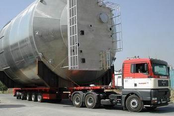 Reguli pentru transportul mărfurilor supradimensionate în Rusia