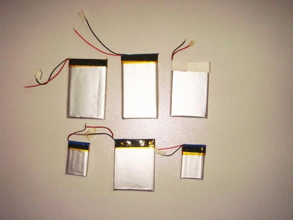 Baterii din polimeri