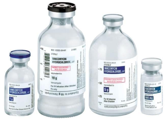 instrucțiuni de utilizare pentru vancomicină