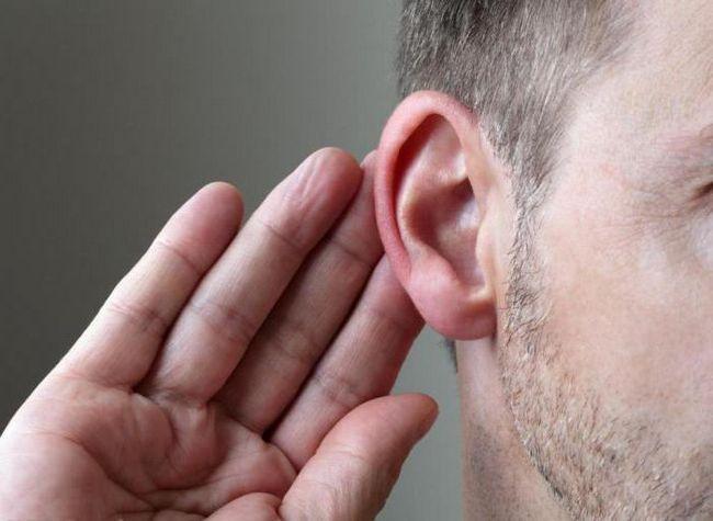 audierea provoacă tulburări de auz