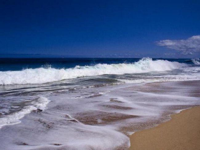 Lumea oceanelor și mareelor