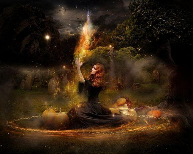 iubire vrăjitoare