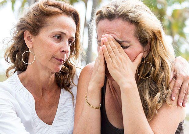 Semne de trădare a soțului ei în comportament