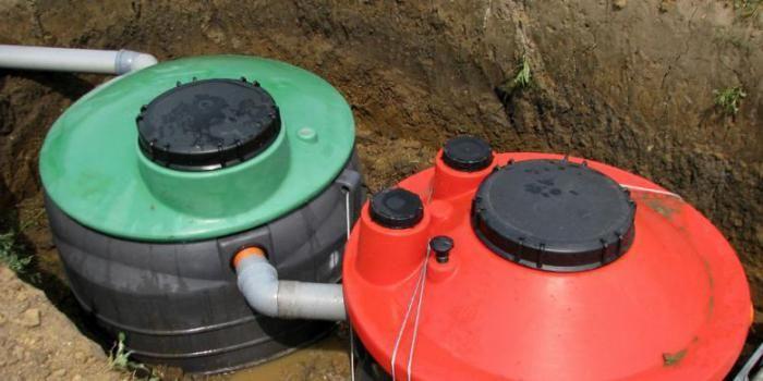 instalarea sistemelor de încălzire pentru alimentarea cu apă a apelor uzate