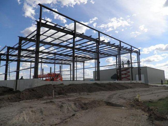 proiectare snip de clădiri industriale