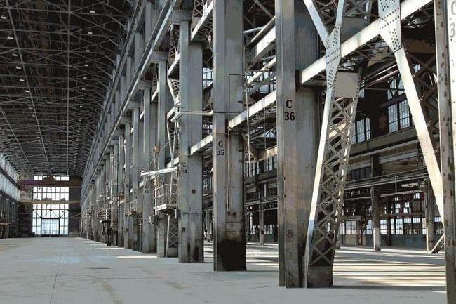 proiectarea clădirilor industriale civile