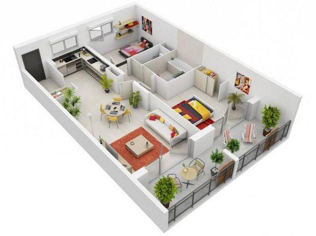 construcția și proiectarea clădirilor rezidențiale
