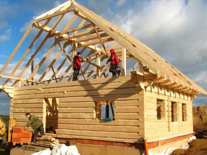 proiecte de case din lemn dintr-o fotografie cu fascicul 10x10