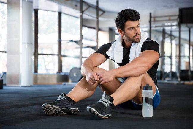 Program de antrenament pentru barbati
