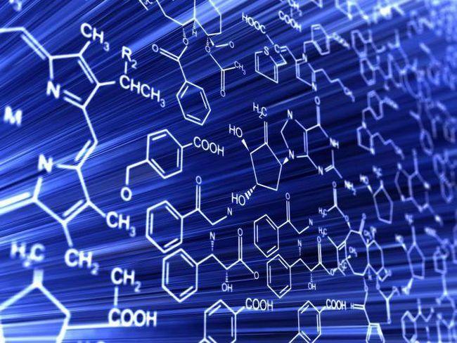 istoria originii cuvântului chimie