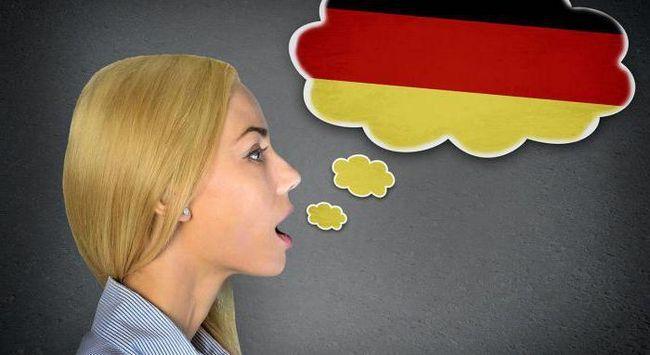 Germană pentru începători