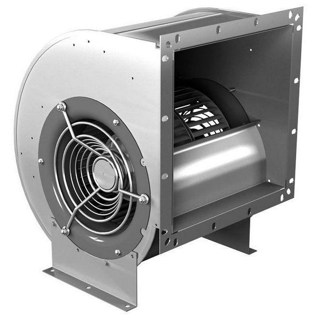 ventilator industrial de evacuare
