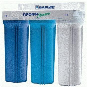 filtre de apă barieră