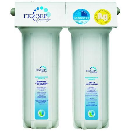 filtru de apă gheizer