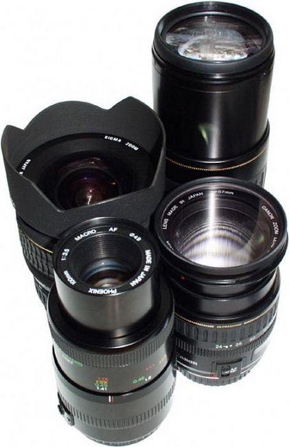 Comparăm lentile de diferite branduri