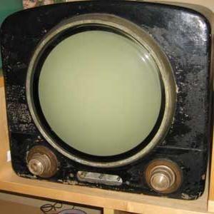 первый телевизор в мире