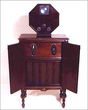 самый первый телевизор