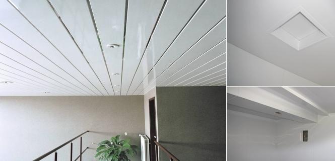 panouri plafoane din PVC