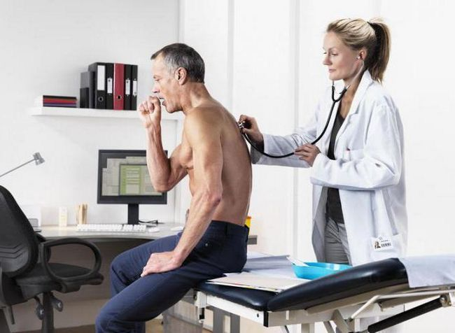 carcinomul cu celule scuamoase al plămânului