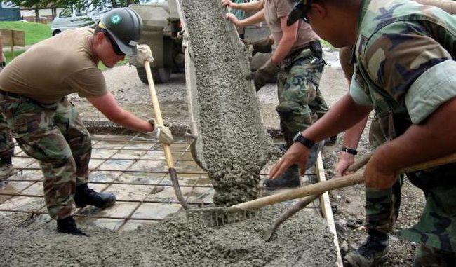 consumul de ciment pe zidărie de 1 m2 din cărămidă