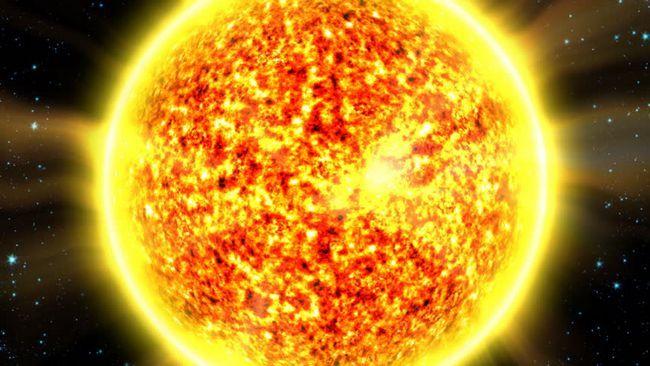 descrierea sistemului solar