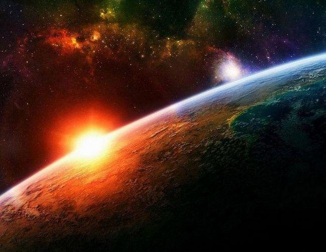 dimensiunea soarelui