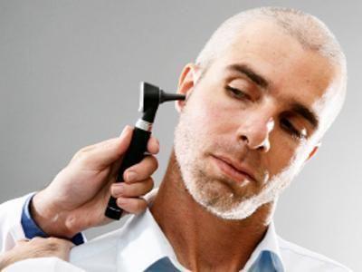 ruperea tamburului urechii