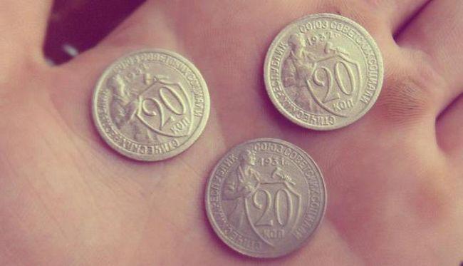 monede rare ale URSS 1961 1991