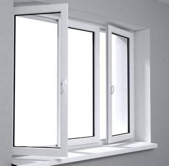 Cum se fac pante pe ferestrele din plastic