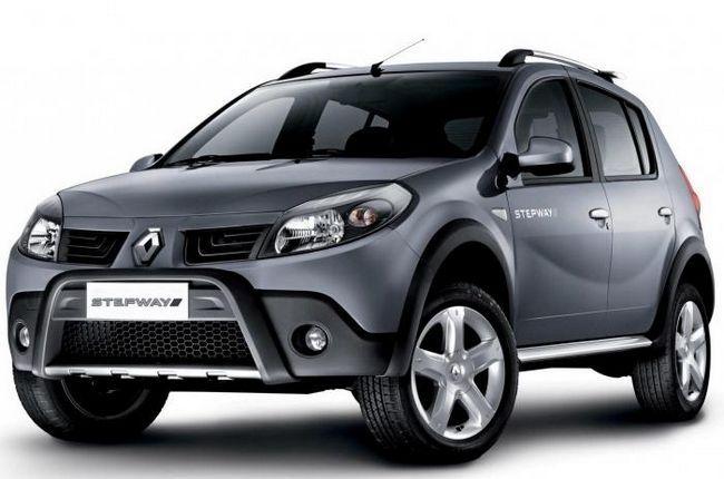Renault Sandero - Stepway comentarii și recenzii