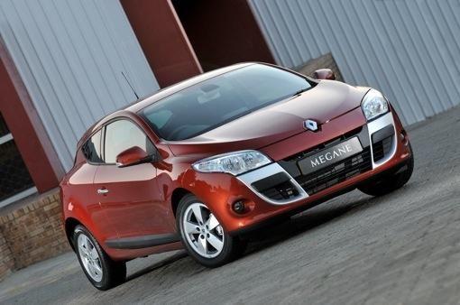 Renault Megan Coupe - masina compacta
